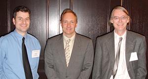 Arlen Johnson, Sir Timothy Berners-Lee, Mike Douglass